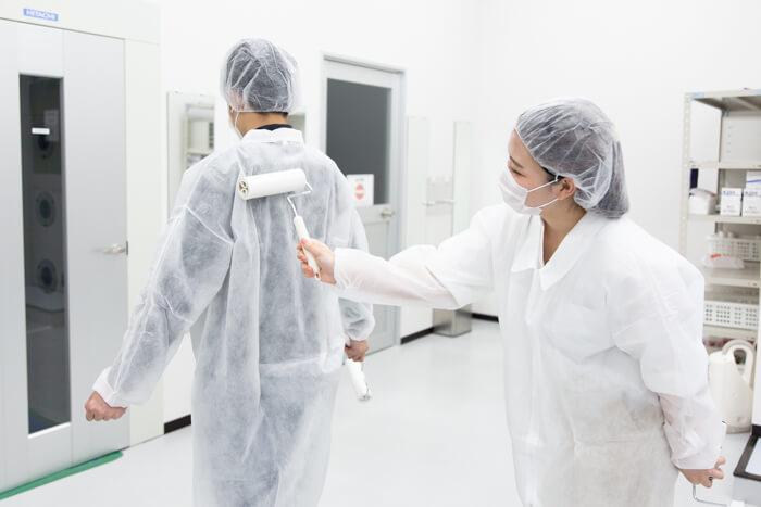 馬肉自然づくりドッグフードの製造工場の衛生管理