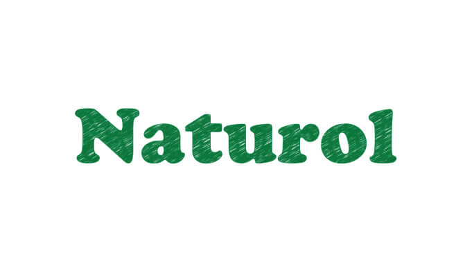 ナチュロルドッグフードのロゴ