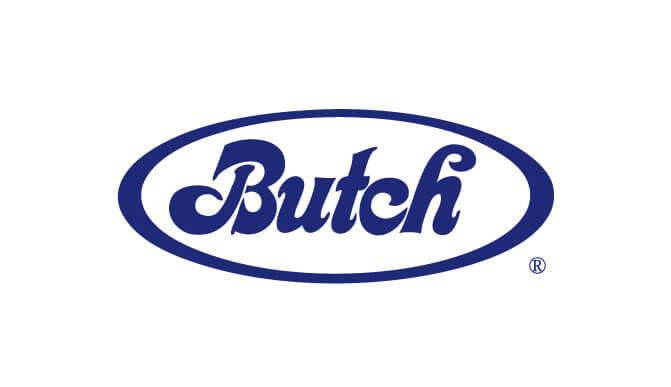ブッチのロゴ