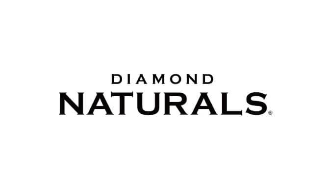 ダイアモンドナチュラルドッグフードのロゴ