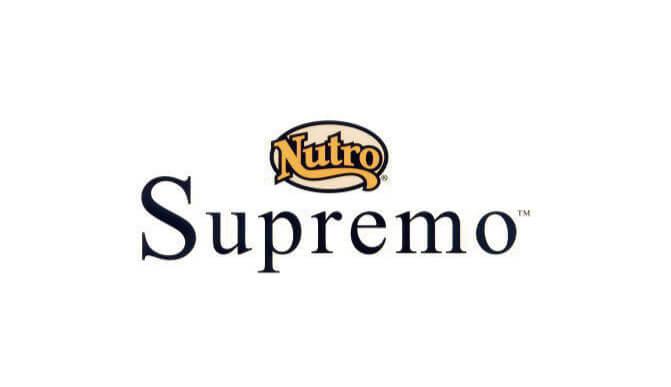ニュートロシュプレモドッグフードのロゴ