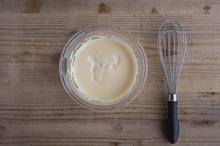 犬用手作りケーキのレシピの手順4