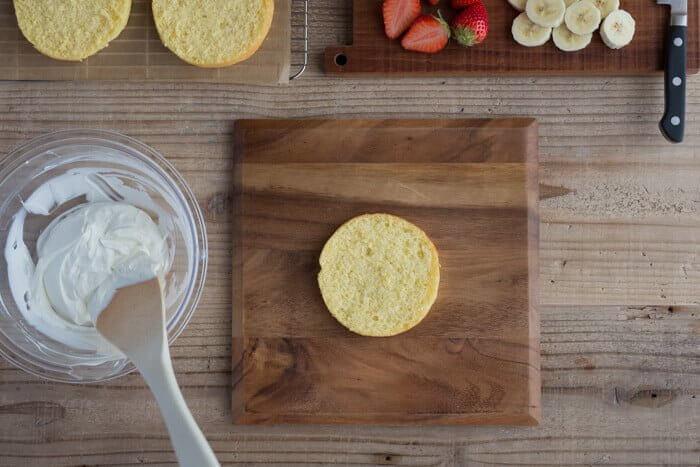 犬用手作りケーキのレシピの手順16