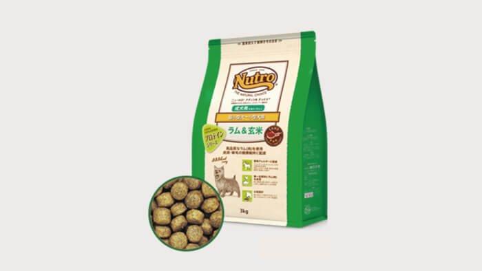 ニュートロナチュラルチョイスラム&玄米の原材料や成分