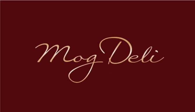 モグデリのロゴ