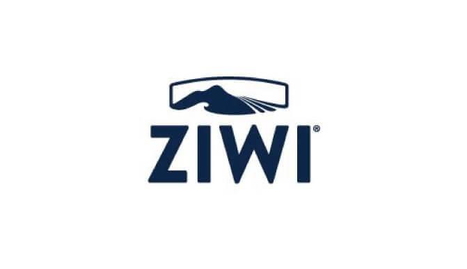 ジウィピークドッグフード(ZIWI)のロゴ