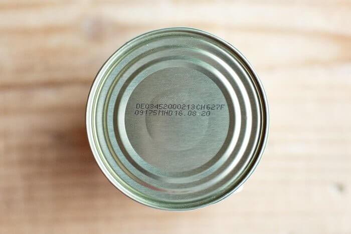 カナガンウェットドッグフードの賞味期限