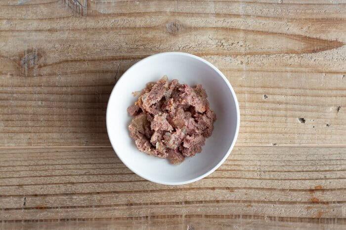 カナガンウェットドッグフードの給餌量